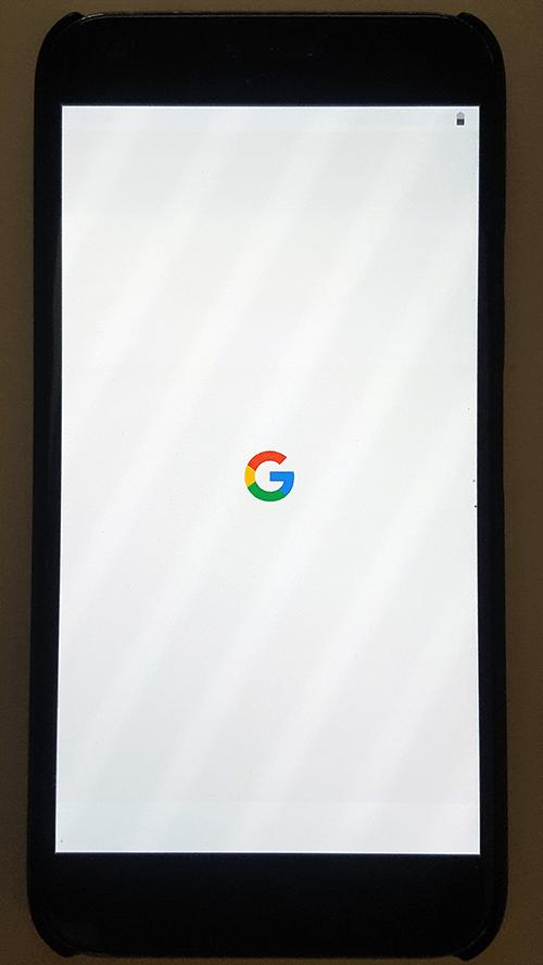 google pixel xl - настройка с 0 - Подготовка к запуску